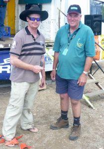 James Luckman - Senior Heaviest Catfish ($500 sponsored by Evolution Mining)
