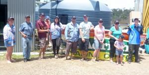Major Lucky Draw Winners - Pam Musgrove, Shane Maddison, Terry Allwood (x2), Todd Williams, Gail Fuller, Kaylah Hadwin, Matthew Buwalda, Stan Jones and Bonnie Wheatley.