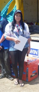 Kaylah Hadwin - Major Draw Lake Monduran Barra Charter Voucher