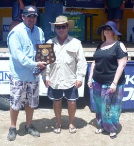 Dean Hussey - Brian McCarthy Trophy